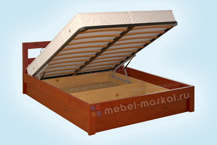 Тахта кровать с подъемным механизмом недорого